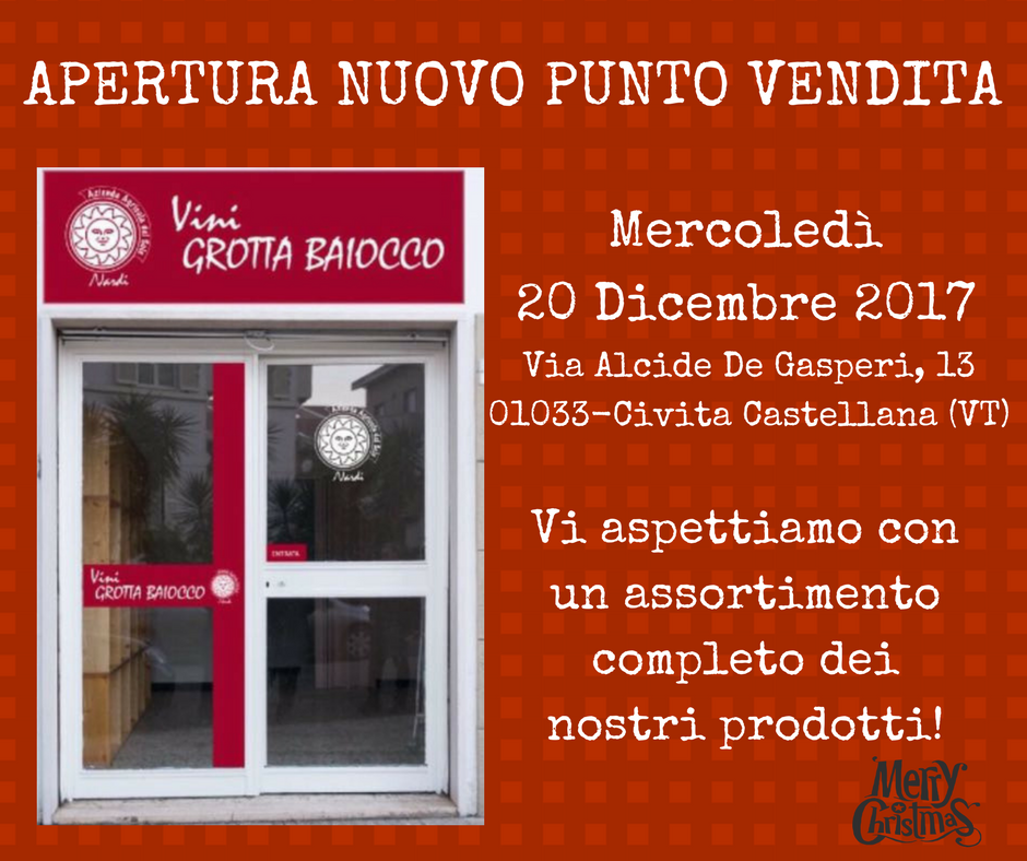 Civita Castellana 20/12/2017